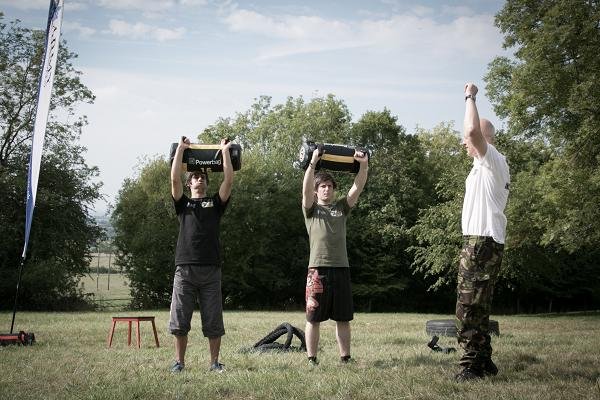 Xtreme Fitness Boots Camps Stratford