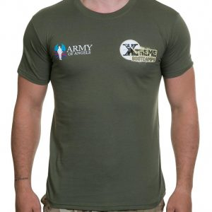 Xtreme-Tee-Green-Front