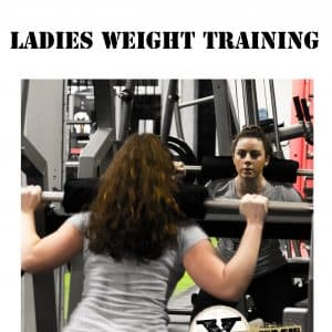 LADIES WEIGHT TRAINING JULY