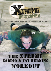 The Xtreme Cardio & Fat Burning Workout DVD